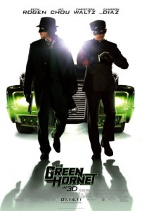 Film the green hornet