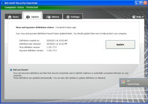 Antivirus windows