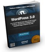 Top Secret : Download Panduan WordPress Gratis dari halaman member area cafebisnis.com