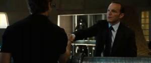 agen coulson di film iron man 2