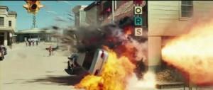 salah satu adegan di film thor