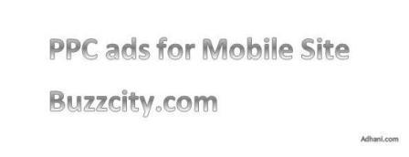 Mengenal PPC Ads Mobile Buzzcity