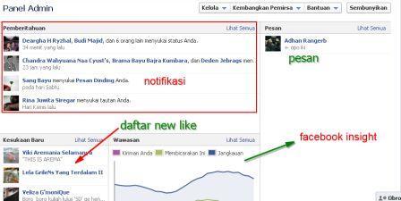 fitur baru di halaman facebook timeline