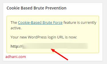 cara satu lihat custom url login